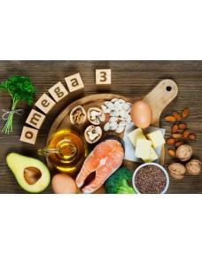 Омега-3 жирные кислоты. Об уникальных свойствах полезнейших из жирных кислот.